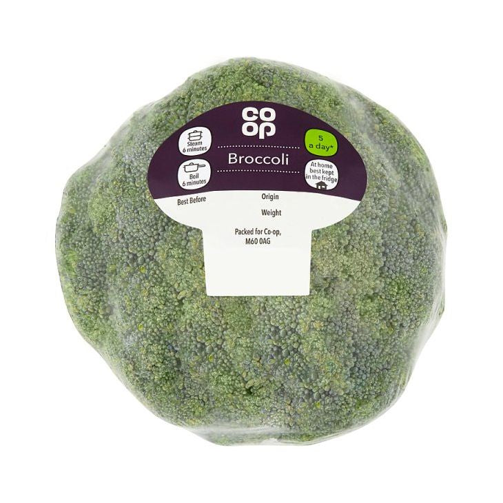 Co-op Broccoli