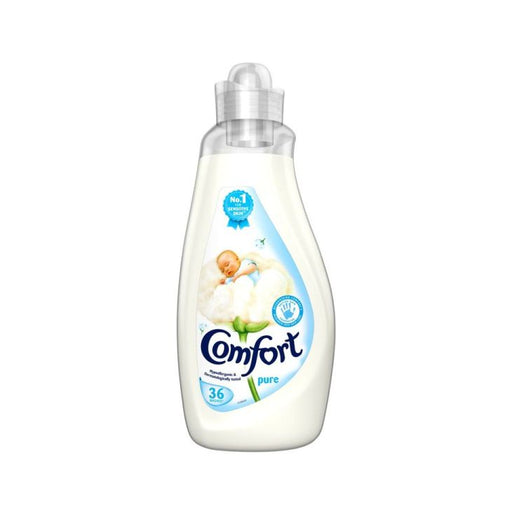 Comfort Fabric Conditioner Pure 36 Wash 1.26L