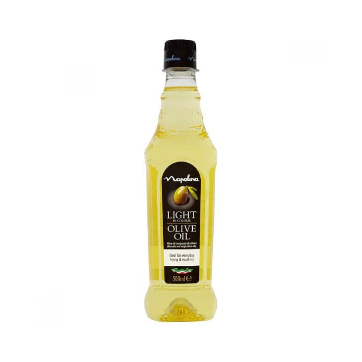 Napolina Light/Mild Olive Oil 500ml