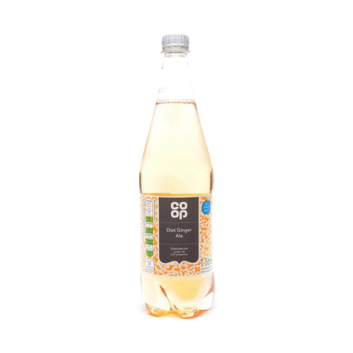 Co-op Low Calorie Ginger Ale 1L