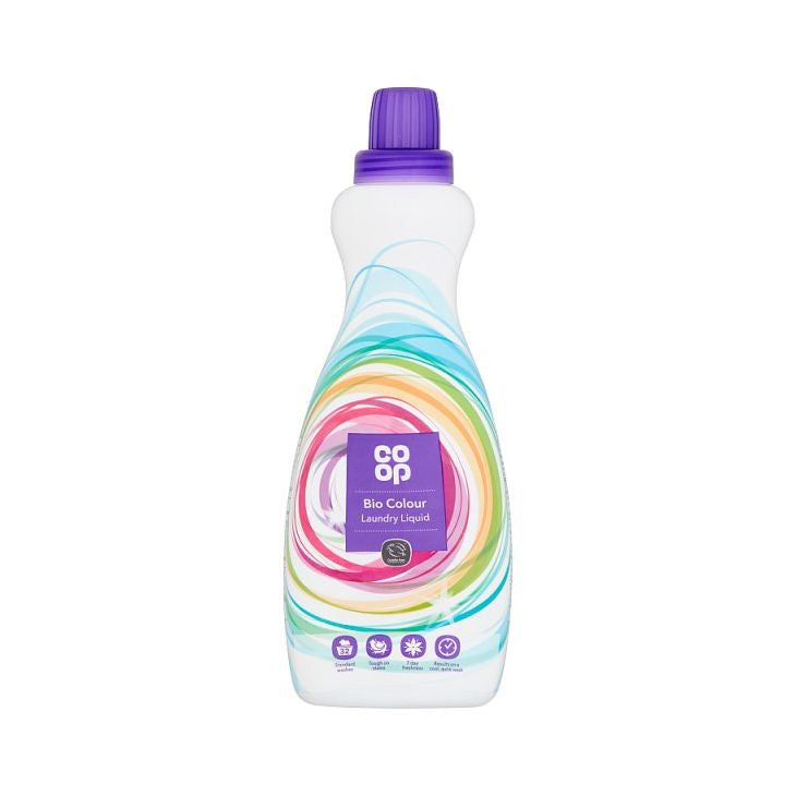 Co-op Liquid Colour Ultra Concentrated 32-Wash