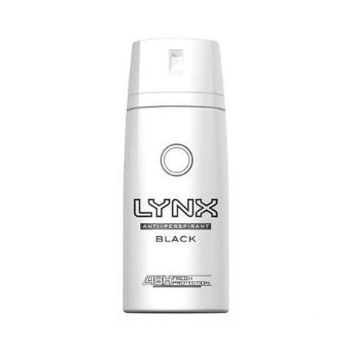 Lynx Black Anti-Perspirant Deodorant 150ml