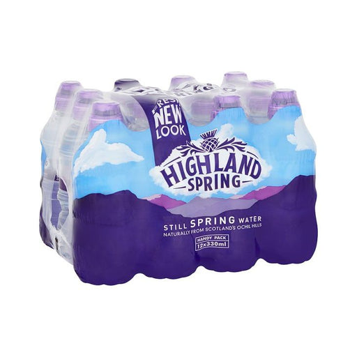 Highland Spring Water For Kids 330ml 12-Pack