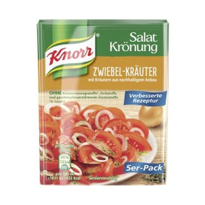 Knorr Salad Dressing Onion Herbs 40g