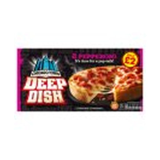 Chicago Town Deep Dish Pepperoni Pizza 160g x 2