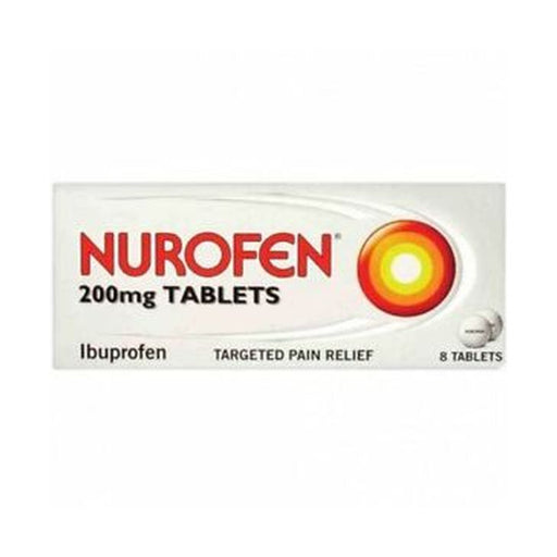 Nurofen Tablets 8-Pack