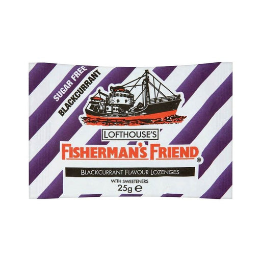 Fisherman's Friend Blackcurrant 2-Pack