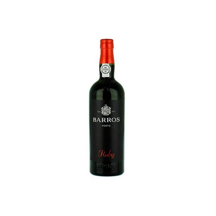 Barros Fine Ruby Port 75cl