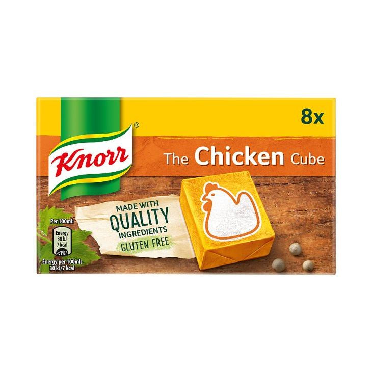 Knorr Chicken Stock Cubes 8-Pack