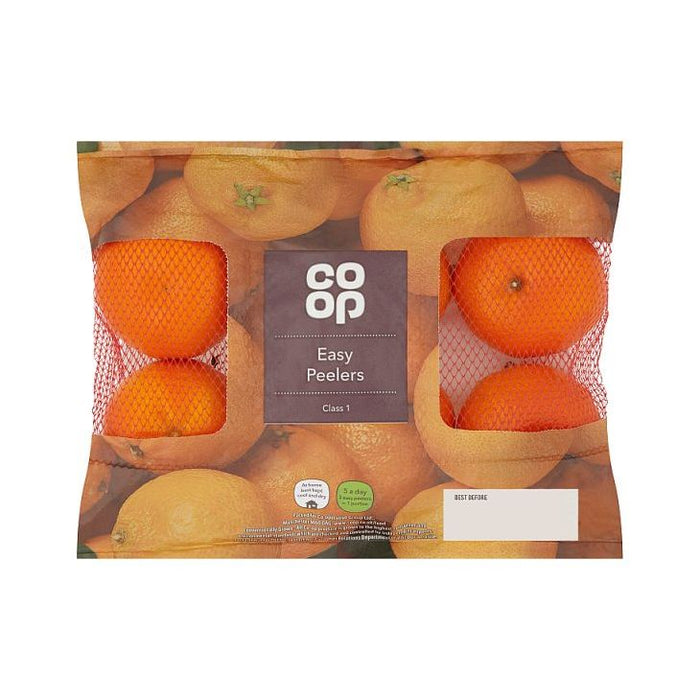 Co-op Easy Peeler Clementines 500g