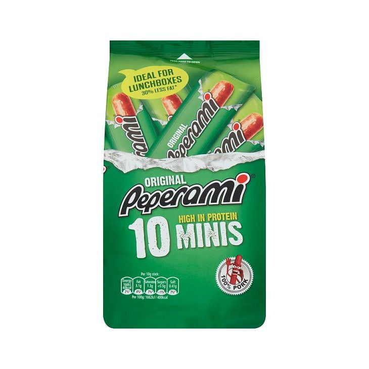 Peperami Original Mini 10g x 10