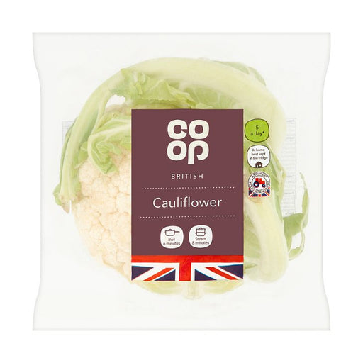 Co op Cauliflower