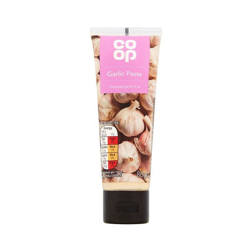 Co-op Loved By Us Lazy Garlic 80g
