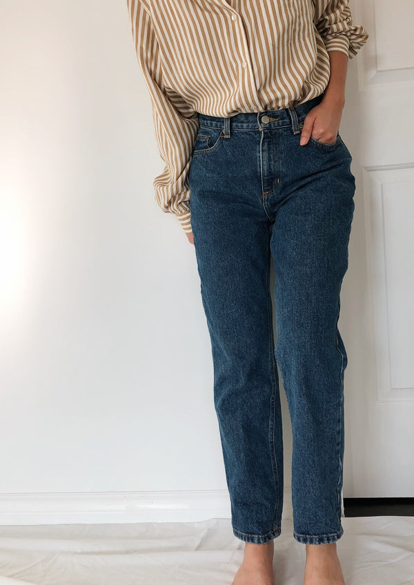 Vintage 'Ralph Lauren' Straight Leg Denim