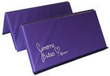 "Panel Mat - 4' x 8' x 1 3/8"", Dark/Light Purple"