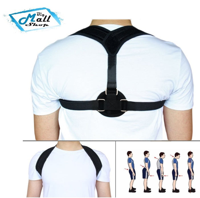Orthopedic Brace Corrector Shoulder Bandage for Man Woman