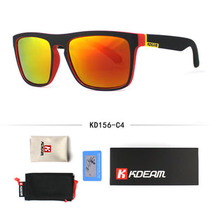 Guy's Sun Glasses Design All-Fit Mirror Sunglass Running Sports 80'S Classic