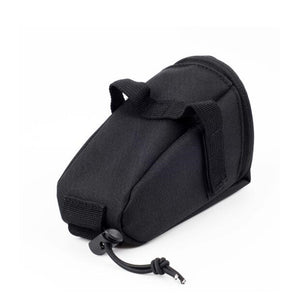 Bike Saddle Bag Outdoor Water Resistant Bike Bags under Seat with Expandable Capacity