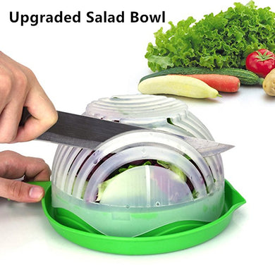 Salad cutter bowl, Easy Salad Maker & Fuit Vegetable Cutte
