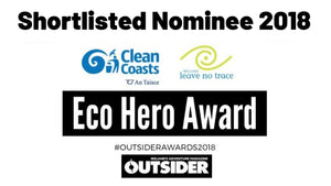 Outsider Magazine Eco Hero Award Nominee