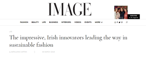 The impressive, Irish innovators leading the way in sustainable fashion