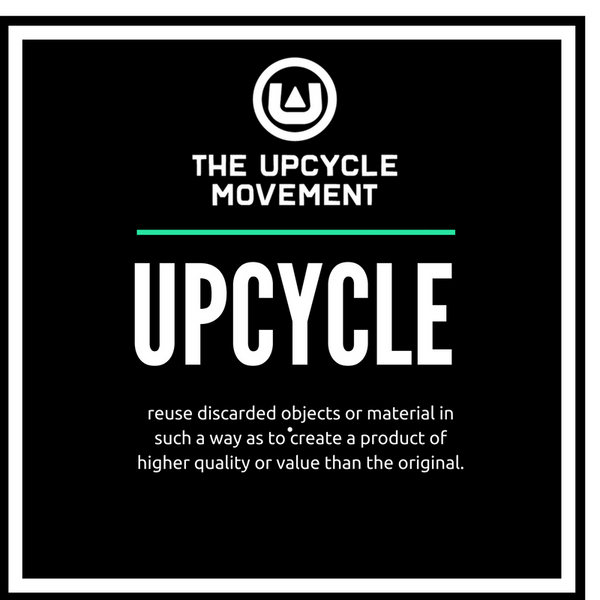 What is upcycling the upcycle movement