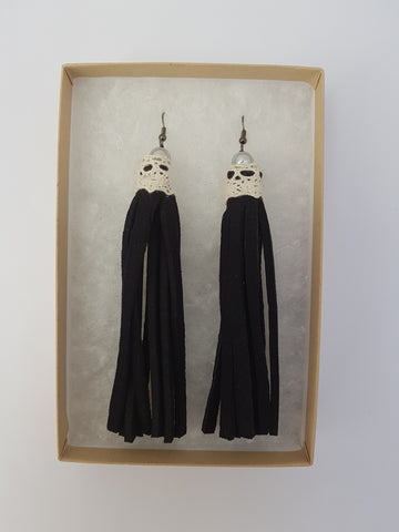 Neo Tassel Earrings