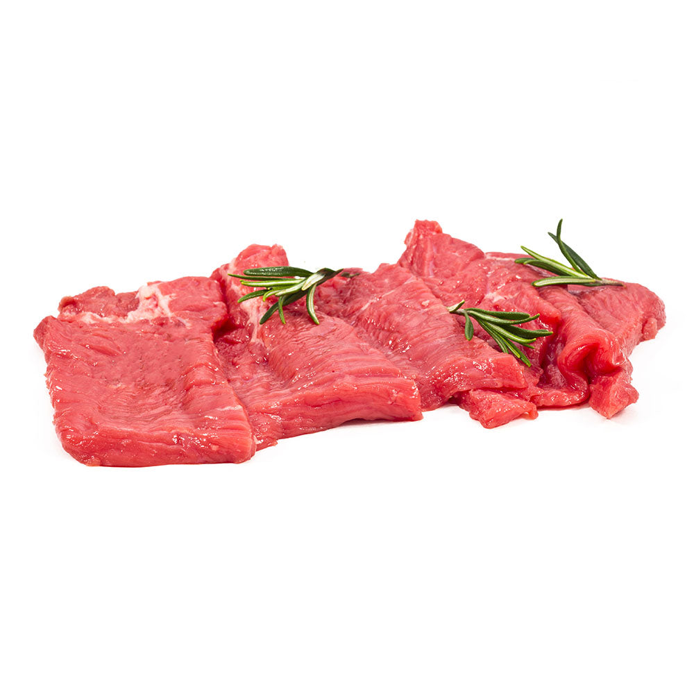 Beef Steak Frying