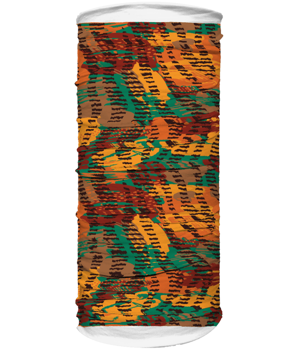 Abstract Animal Stripes Morf