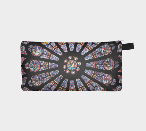 Rose South Window, Notre Dame Paris Pencil Case