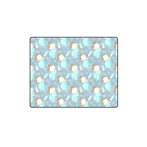 "Sleepy Baby Fleece Blanket 40""x 50"""