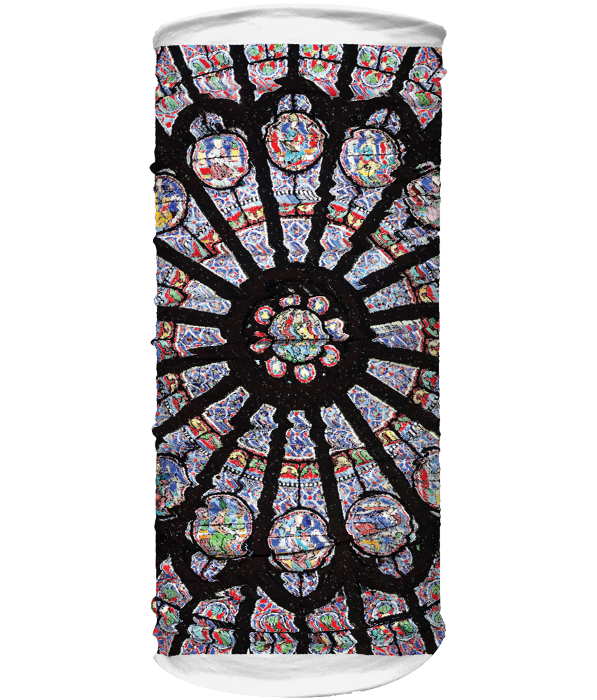 Rose South Window - Notre Dame Morf