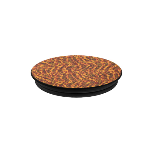 Animal Stripes and Spots - Black Multi-function Cell Phone Stand (Set of 2)
