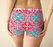 Pink and Blue Kaleidoscope Boyshorts