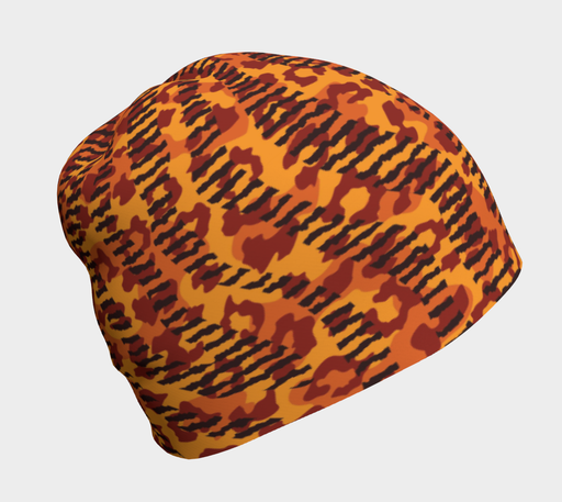 Animal Stripes and Spots Beanie