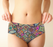 Vibrant Mandalas Cheeky Briefs