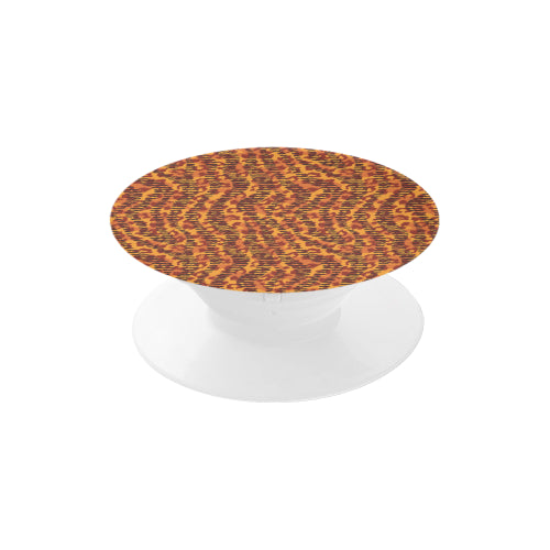 Animal Stripes and Spots - White Multi-function Cell Phone Stand (Set of 2)