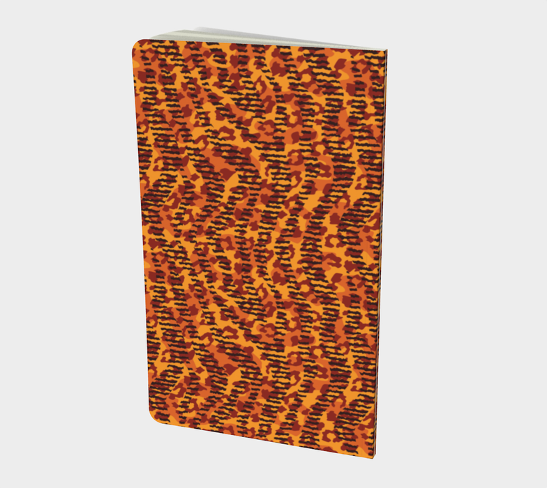 Animal Stripes and Spots Small Notebook