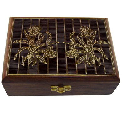 Indian Handicraft Handmade Sheesham Wood Box