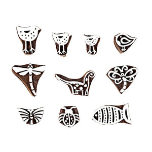 Pottery Arts Making Solid Wood Stamps