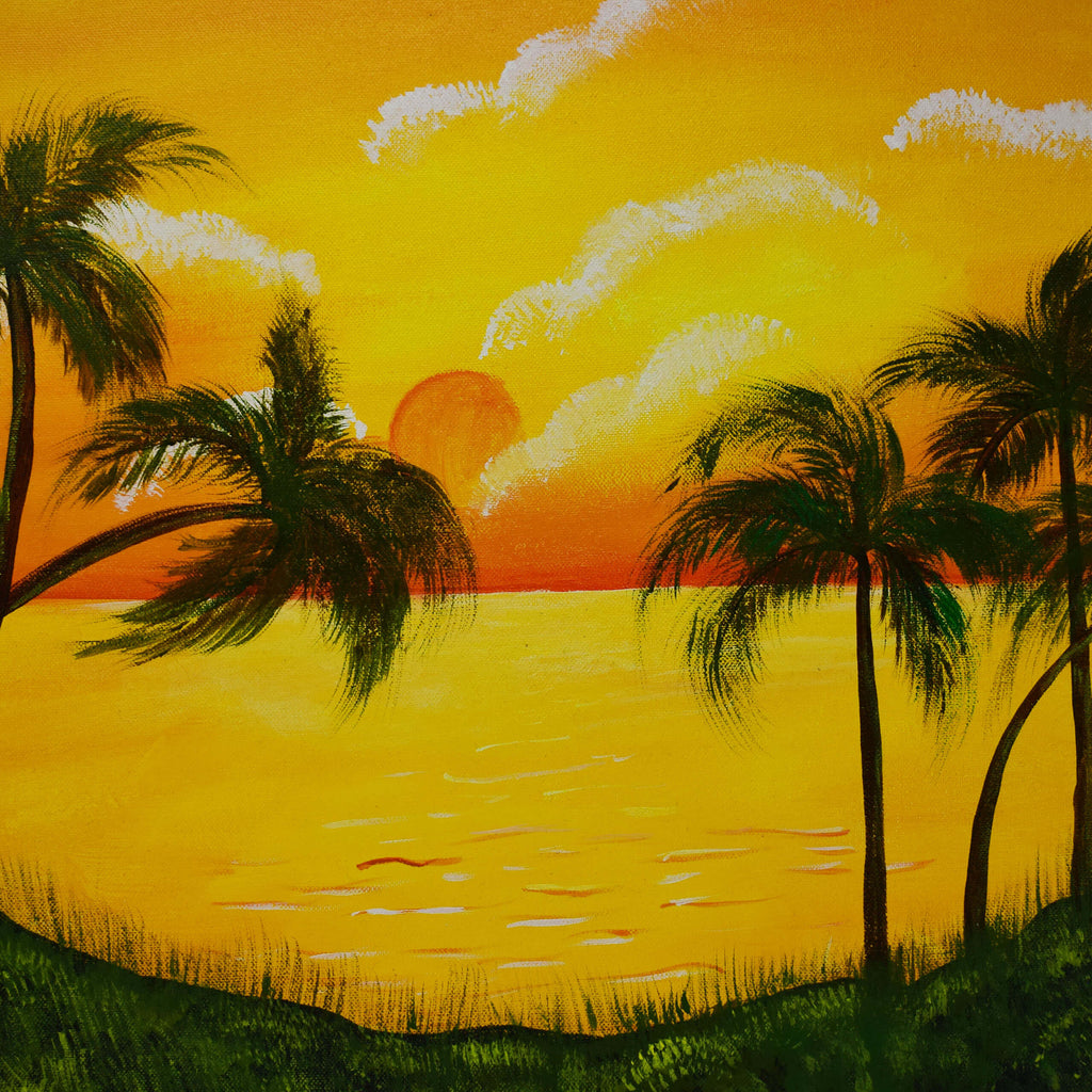 buy sunset painting