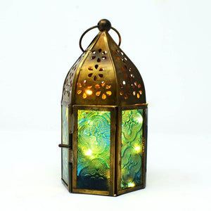 Attractive Moroccan Style Hanging Rice Light Lantern