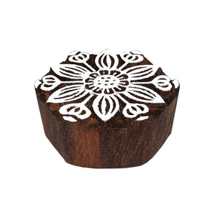 Sheesham Wood Handmade Indian Booti