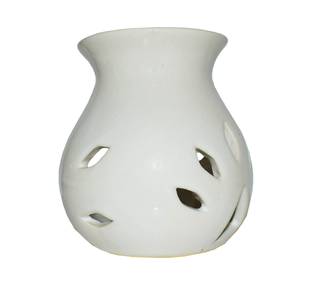 Ceramic Oil Diffuser & Tealight Candle Holder
