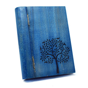 ClipBoard with Cover with Inlay Work - Crafted in Beechwood