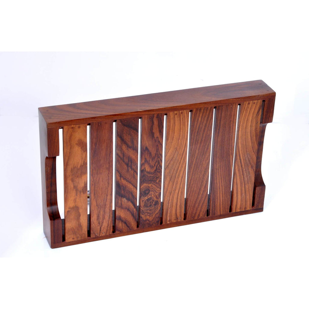 Handcrafted Wooden Tray For Dining Table (10x6) Inch