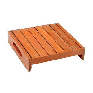 Colorful Wooden Serving Tray