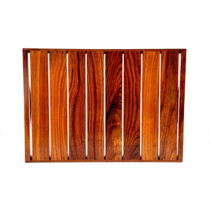 Sheesham Wooden Tray For Kitchen (14X10 Inch) - Serving Tray