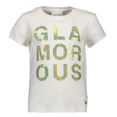 Le Chic - Glamorous Sequin Tee