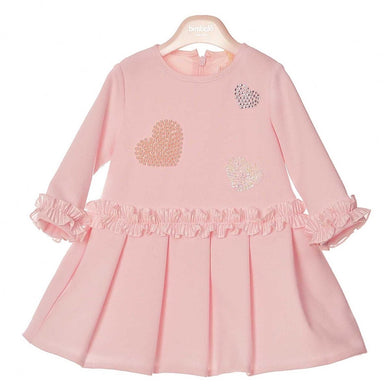 BIMBALO PINK HEART DRESS